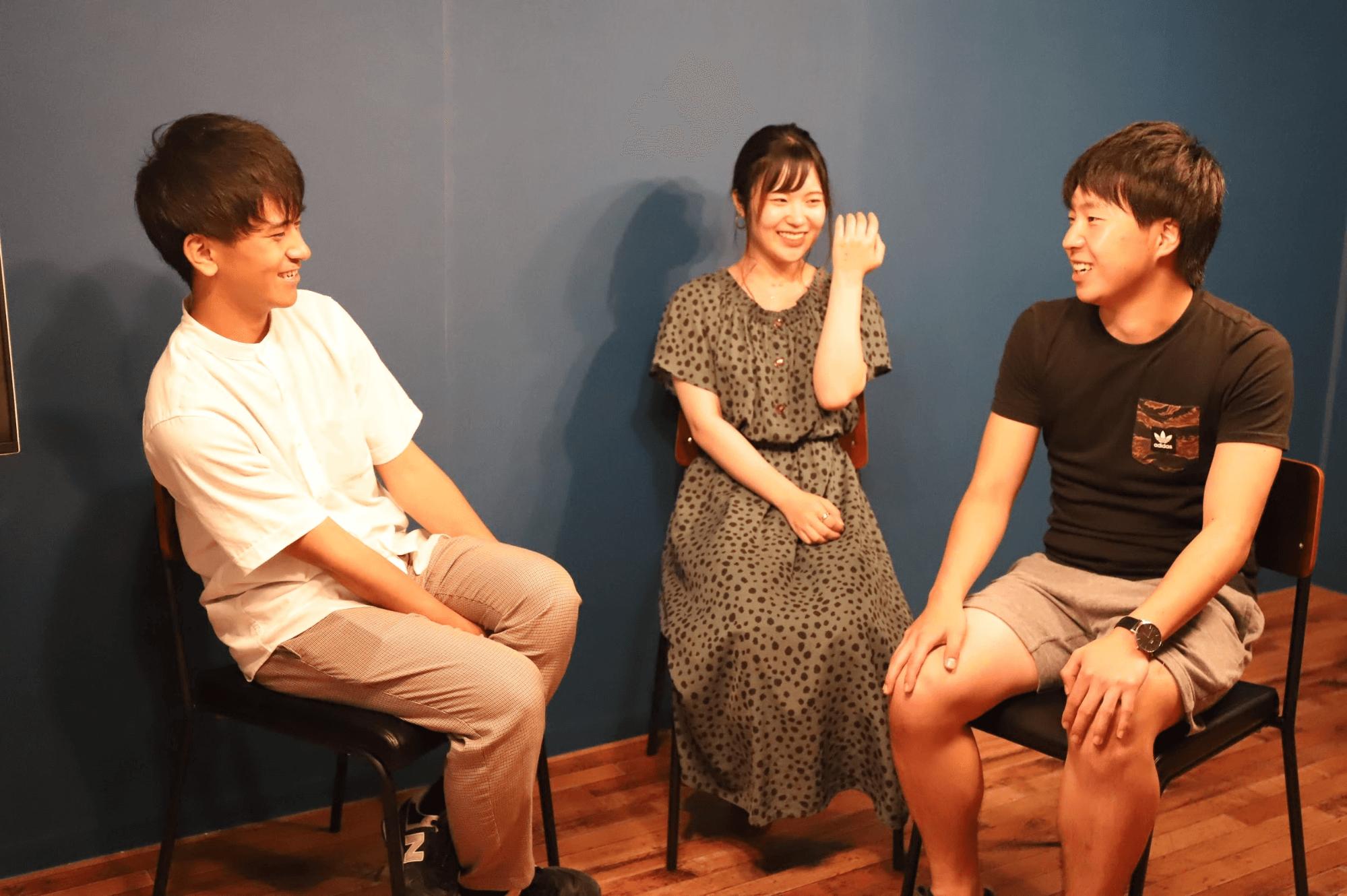 韮崎出身者の大学生による「にらヤン」