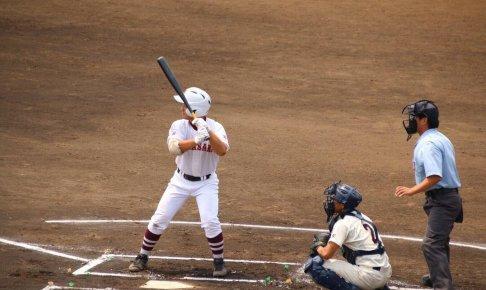 保坂俊希高校時代の野球部