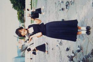高校生の頃の写真