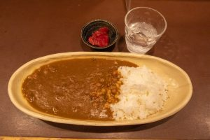 ひよこ豆カレーの写真